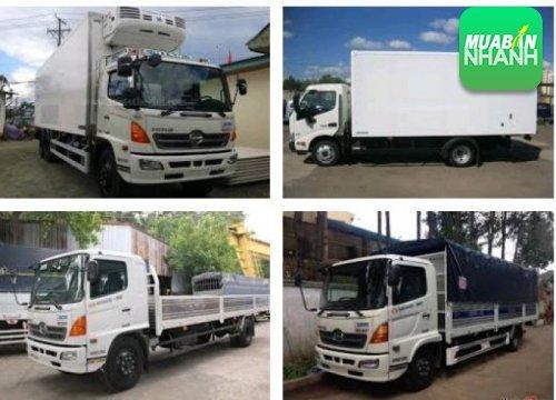 Kinh nghiệm chọn mua xe tải Hino cũ
