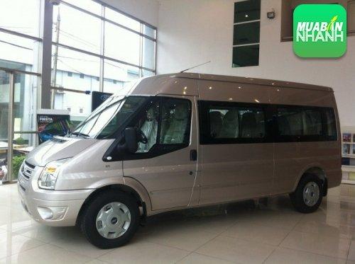 Tư vấn mua bán xe Ford Transit nhập khẩu